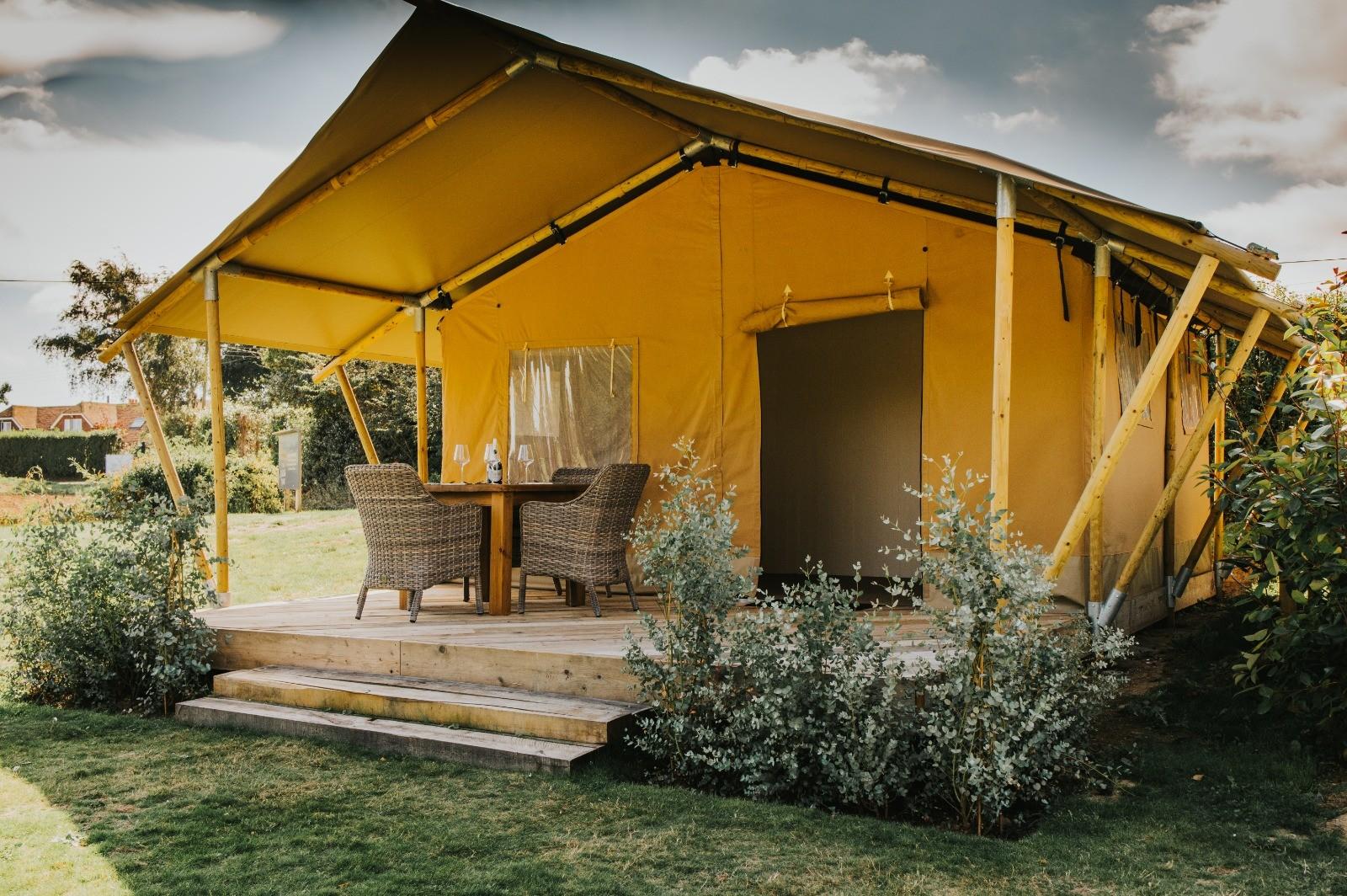 Safari Tent Holidays UK